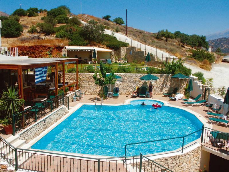 Appartementen Ariadni - Agia Galini - Rethymnon Kreta